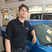 Bryan Storti at First Chrysler Dodge Jeep Ram