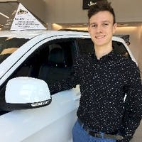 Trent Marsella at First Chrysler Dodge Jeep Ram