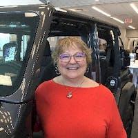 Karen Anklin at First Chrysler Dodge Jeep Ram