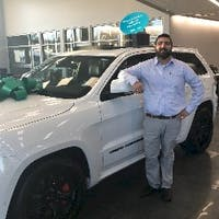 Luis  Carvalho at First Chrysler Dodge Jeep Ram