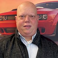 Jeff Andrade at First Chrysler Dodge Jeep Ram