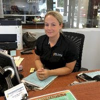Hannah Stoddard at First Chrysler Dodge Jeep Ram