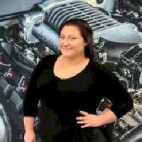 Abbie Butler at First Chrysler Dodge Jeep Ram