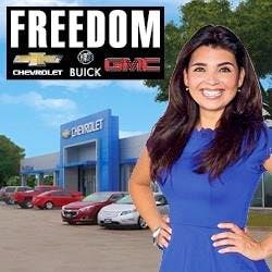 Freedom Chevrolet Buick GMC, Dallas, TX, 75237