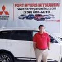 Walker Gibson at Fort Myers Mitsubishi