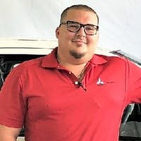 Dariel  Martinez at Fort Myers Mitsubishi