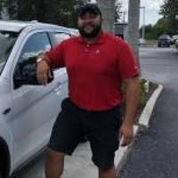 Christian Sifford at Fort Myers Mitsubishi