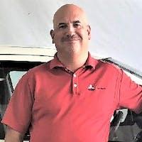 Alvaro Cadahia at Fort Myers Mitsubishi