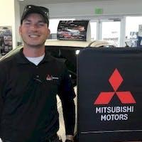 Eugene  Bowen at Fort Myers Mitsubishi