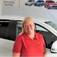 Sara Heil at Fort Myers Mitsubishi