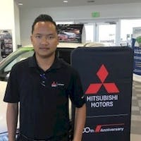 Andy Vo at Fort Myers Mitsubishi
