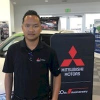 Andy Vo at Fort Myers Mitsubishi
