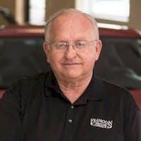 Jim Swanson at Frankman Motor Company