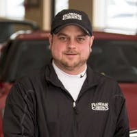 Dave Marohl at Frankman Motor Company