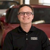 Dustin Frankman at Frankman Motor Company