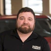 Tony Bennett at Frankman Motor Company