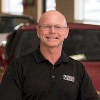 Adam Brandsma at Frankman Motor Company