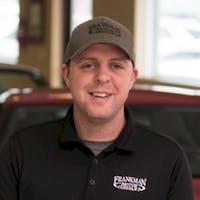 Robby Newell at Frankman Motor Company