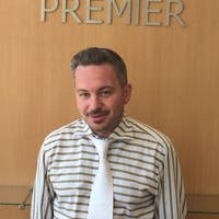 Teodor Epelbaum at Premier Ford Lincoln