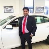 Arslan Aslam at Premier Ford Lincoln