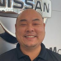 Jason  Su at Hanlees Davis Nissan