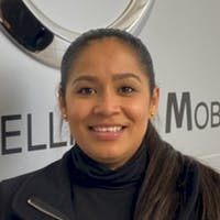 Karina Gallardo at Hanlees Davis Nissan