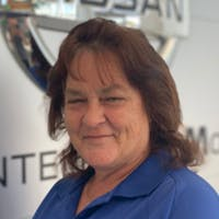 Joan Hironaka at Hanlees Davis Nissan