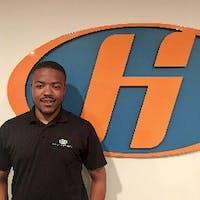 Josh Thomas at Hanna Imports