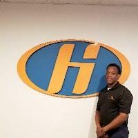 J B at Hanna Imports