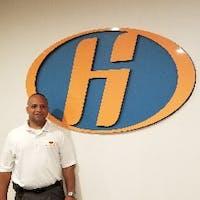 David Taveras at Hanna Imports