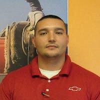 Chris Villalobos at Herb Easley Motors Inc.