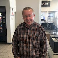 David  Goggans at Freedom Chrysler Dodge Jeep Ram North by Ed Morse