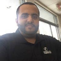 Wayel Algabyali at Fuccillo Chrysler Jeep Dodge RAM of Amsterdam