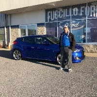 Ed Rivera at Fuccillo Autoplex of Nelliston
