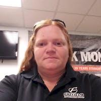 Erin  Brown at Fuccillo Autoplex of Nelliston