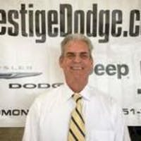 John Robertson at Prestige Chrysler Dodge Jeep