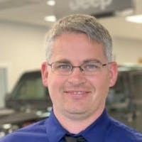 Matt Laramy at Prestige Chrysler Dodge Jeep