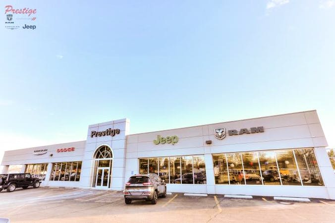 Prestige Chrysler Dodge Jeep, Longmont, CO, 80501