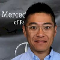David Wong at Mercedes-Benz of Paramus
