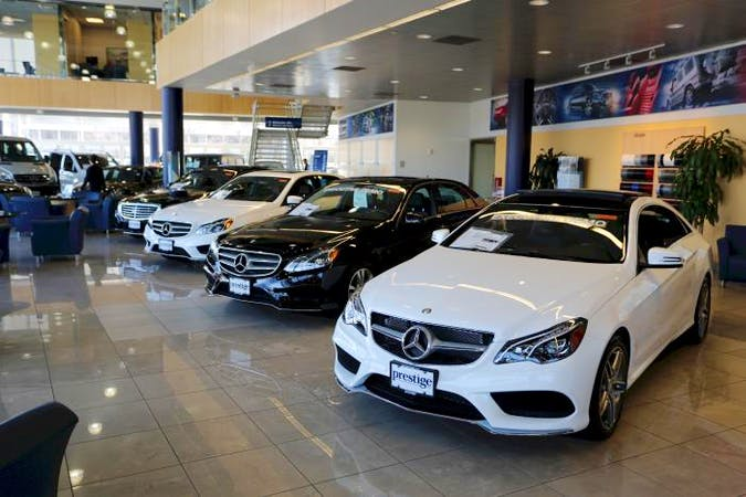 Mercedes-Benz of Paramus - Mercedes-Benz, Used Car Dealer ...