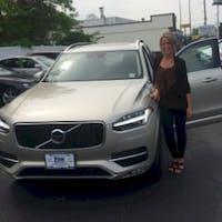 Tina Bilokin at Prestige Volvo