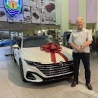 David Maloy at Lewisville Volkswagen