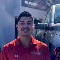 Eric Irungaray at Larry H. Miller Chrysler Dodge Jeep Ram 104th