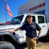 Max Hourieh at Larry H. Miller Chrysler Dodge Jeep Ram 104th