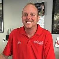 Robbie Hatfield at Larry H Miller Chrysler Dodge Jeep Ram 104th  - Service Center
