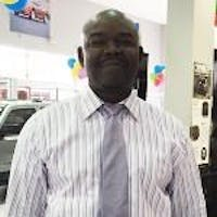 Bayo Alarape at Larry H. Miller Chrysler Dodge Jeep Ram 104th