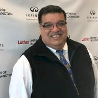 Rudy Lalor at Luther INFINITI of Bloomington - Service Center