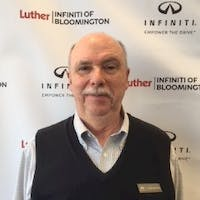 Craig Lammers at Luther INFINITI of Bloomington - Service Center