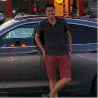 Nicholas  King at Lux Motors - Evansville