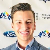 Jared Zamora at Mac Haik Ford Lincoln